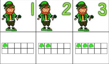 Number Match 1-10 {March}