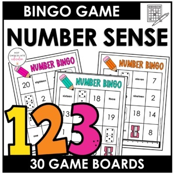 Number Match 1-20 - Counting Apples