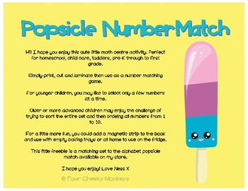Number Match
