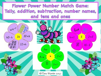 Number Match Card Game