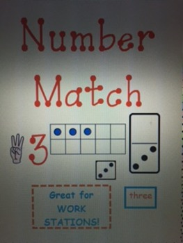 Number Match Center