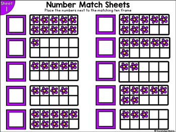 Number Match - K.CC.5 - Count to answer how many