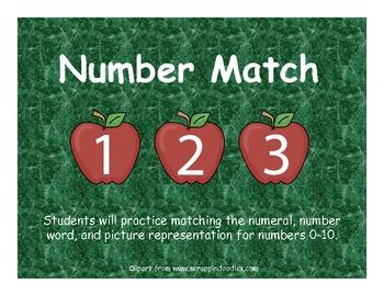 Number Match - Math Game