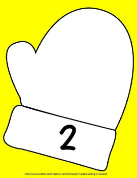 Number Match-Snowflake Number Matchup