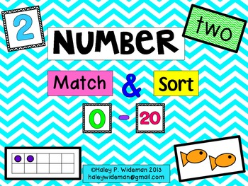 Number Match & Sort