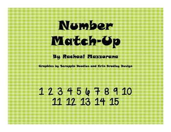 Number Match Up