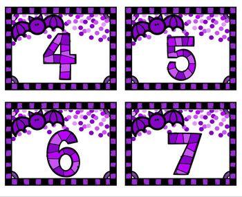 Bats Number Match Up