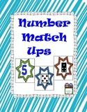 Number Match Ups