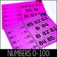 Number Match Work Pages for Special Education
