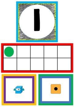 Number Match and Tally.
