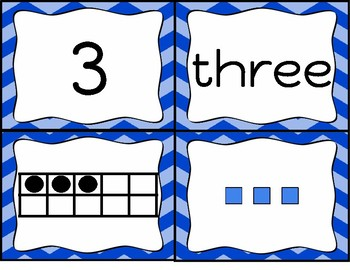 Number Matching (1-20)