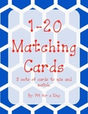 Number Matching 1-20