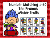 Number Matching 1-20  Ten Frames