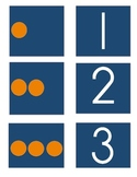 Number Matching 1-6