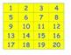 Number Matching Activities