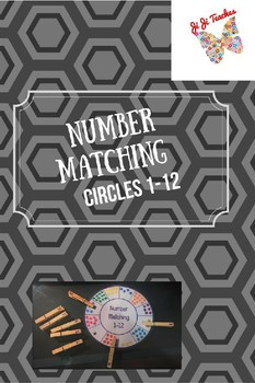 Number Matching Activity
