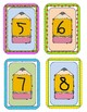 Number Counting Match Cards