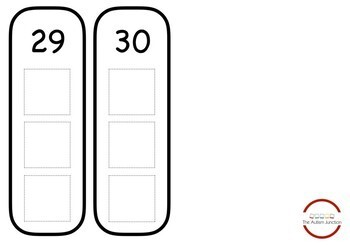 Number Matching Different Fonts