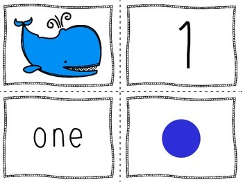 Number Matching Four Ways
