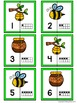 Number Matching Puzzles with Ten Frames - Bees {Numbers 1-20}