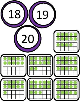Number Matching #'s 10-20