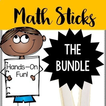 Math Sticks Bundle