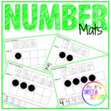 Number Mats (0-10)