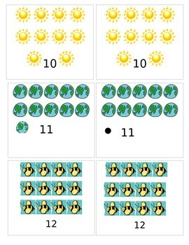 Number Memory Game-Spring