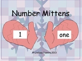 Number Mittens 0-10