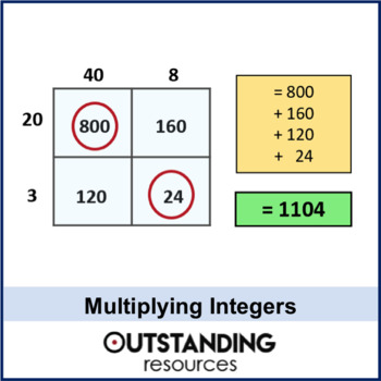 Number: Multiplying & Dividing 3 - Multiplication including with Decimals