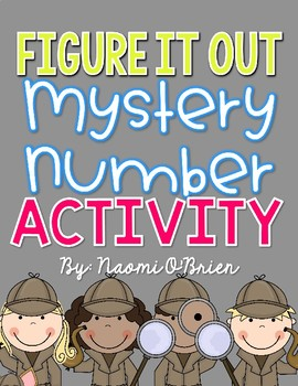 Number Mystery Activity