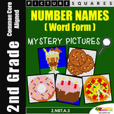 Fun Place Value Activities For 2nd Grade, Math Coloring Sheets Mystery Pictures