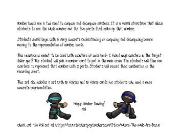Number Ninja Bonds Sample