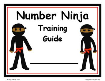 Number Ninja Challenge (Place Value, Estimation, Addition, Subtraction)