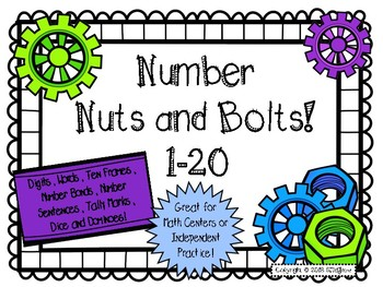 Number Nuts and Bolts