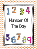 Number Of The Day FREEBIE