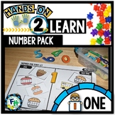 Number One Activity Pack