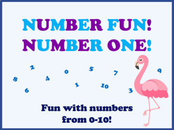 Number Fun! Number One! - Fun with Numbers [English]