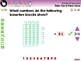 Number & Operations: Base-Ten & Place Value - Practice the Skill 1 -MAC Gr. PK-2
