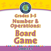 Number & Operations: Board Game - MAC Gr. 3-5