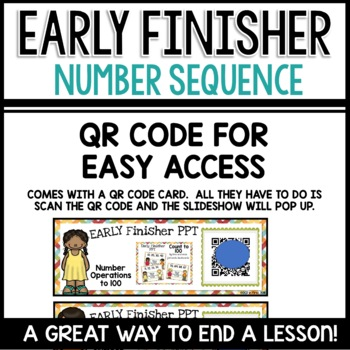 Number Operations - Fill in the blank (Early Finisher PPTS)