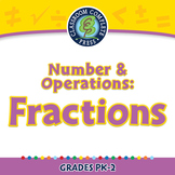 Number & Operations: Fractions - PC Gr. PK-2