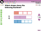 Number & Operations: Fractions - Practice the Skill 3 - MAC Gr. PK-2
