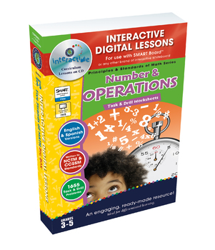 Number & Operations - MAC Gr. 3-5