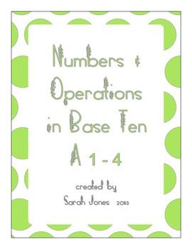 Number & Operations in Base Ten activities