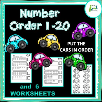 Number Order 1-20