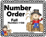 Number Order - Fall