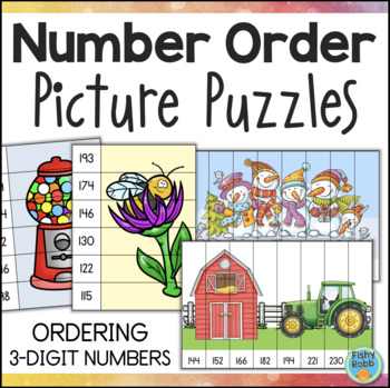 Ordering Numbers Least to Greatest