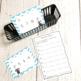 Number Order Task Cards—Spring Edition
