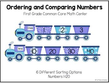 Number Sense Math Center